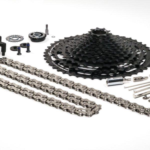 E*13 upgrade kit TRS Plus 12