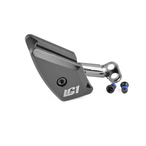 E*13 dolna prowadnica LG1 stalowy