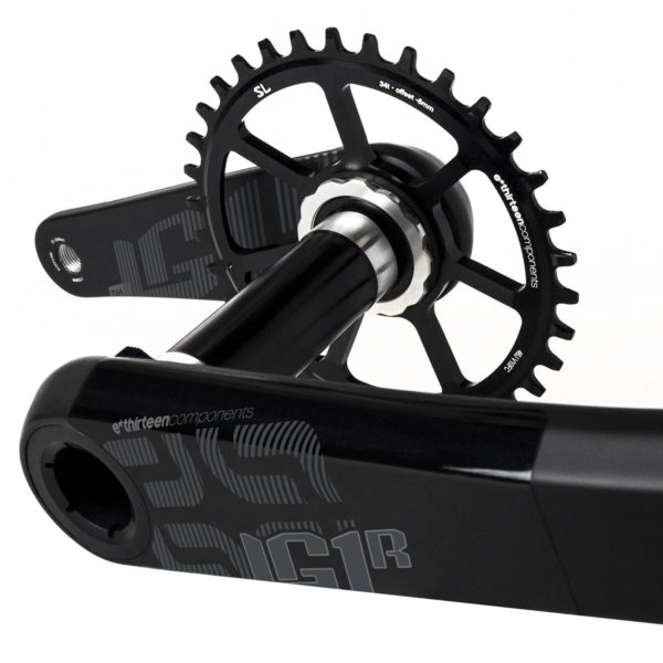 E*13 korby LG1 Race Carbon 2