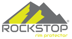 rockstop grey yellow logo